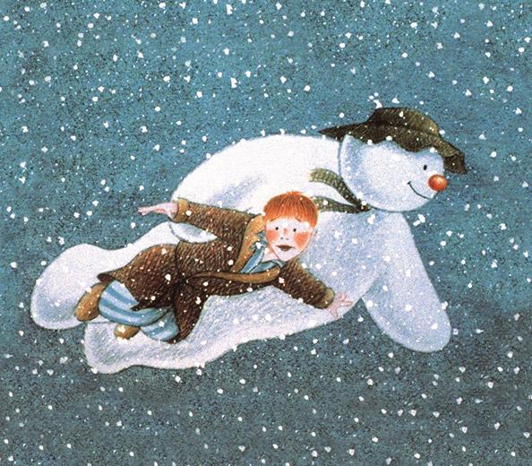 JULKONSERT: THE SNOWMAN