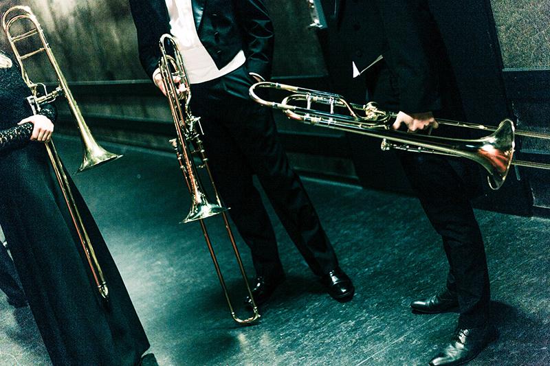 Trombonkonsert i Helsingborgs Konserthus